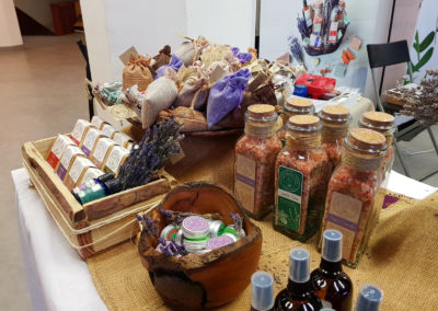 Lawendowy Staw na targach kosmetyków naturalnych Ekocuda